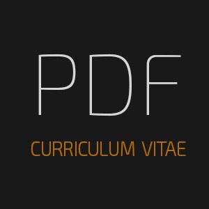 PDF CV